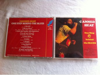 Canned Heat - One Step Behind The Blues
