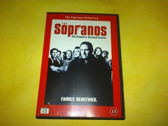 The Sopranos - Säsong 2: Del 11-13