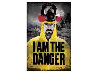 Breaking Bad Affisch I Am The Danger A104