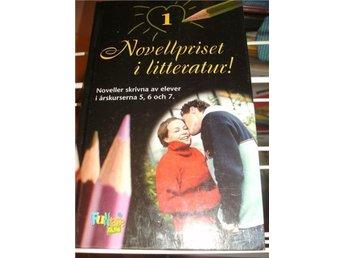 Novellpriset i litteratur! - Norrköping - Novellpriset i litteratur! - Norrköping