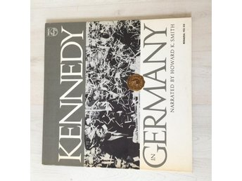 KENNEDY IN GERMANY 1963. (LP)