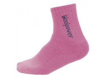 Woolpower Kids Sock Logo 400 (Strl 25-27)