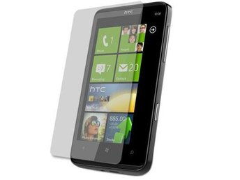 HTC HD7 Displayskydd (Klar) 3-Pack