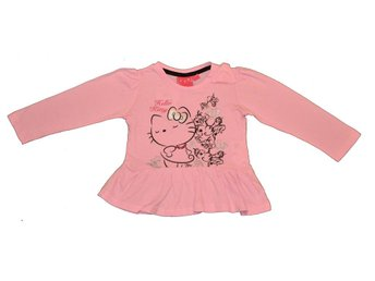 *NY* Hello Kitty tunika rosa stl. 128/134
