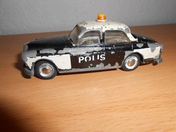 TEKNO. VOLVO AMAZON POLISBIL.