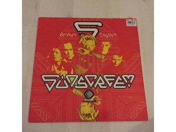 "SUNSCREEM - BROKEN ENGLISH. (12"")"