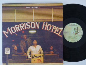 Doors - Morrison hotel GREAT CLASSIC LP!