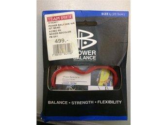 Power balance armband ***NYTT*** - Mjölby - Power balance armband ***NYTT*** - Mjölby