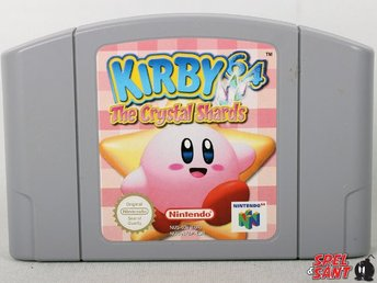Kirby 64 The Crystal Shards