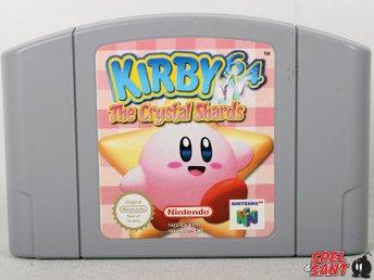 Kirby 64 The Crystal Shards - Norrtälje - Kirby 64 The Crystal Shards - Norrtälje