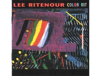 Lee Ritenour-Color Rit (1989/2015) CD, Reissue,Concorde Records, Remastered, New