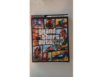 Guidebok GTA 5 Grand Theft Auto V