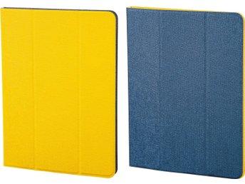 Hama TwoTone Case (iPad) - Blå/gul - Kalmar - Hama TwoTone Case (iPad) - Blå/gul - Kalmar