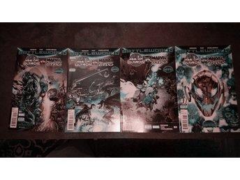 Age of ultron vs marvel zombies Marvel comics/serietidningar. - Höör - Age of ultron vs marvel zombies Marvel comics/serietidningar. - Höör