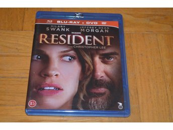 The Resident ( Hillary Swank Christopher Lee ) DVD + Bluray Blu-Ray