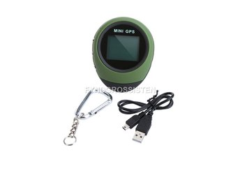 Mini GPS Navigation USB Rechargeable For Outdoor Sport Fri F