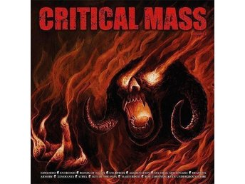 "Samlings-LP ""CRITICAL MASS Vol. 3"" LP *NY* NIFELHEIM (death/thrash/hc)"