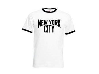 John Lennon New York City - M (T-shirt)