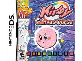 Kirby: Power Paint Brush - Nintendo DS
