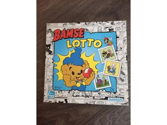Bamse lotto
