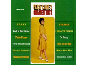 Patsy Cline´s Greatest hits