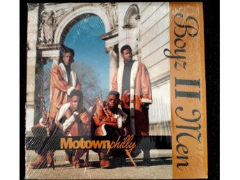 Boyz II Men – Motownphilly  ( MOT12-4779 )
