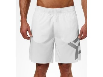 BETTER BODIES MENS HAMILTON SHORTS STL L WHITE - NYA!