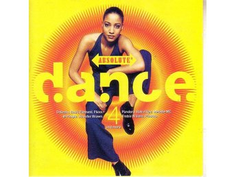 Absolute Dance 4 / Samlings-CD