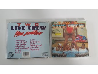 THE 2 LIVE CREW MOVE SOMETHING