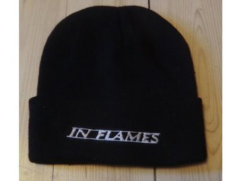 In Flames-Logo / Mössa