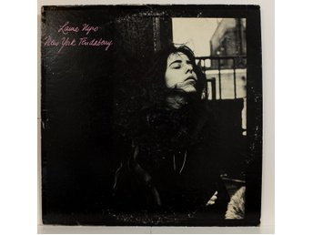 LAURA NYRO-Ney York Tendaberry, USA 1969