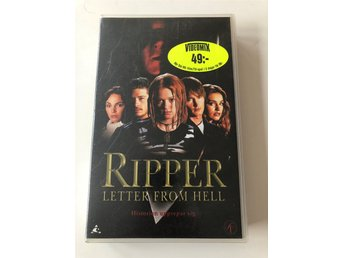 Ripper Letter from Hell Vhs