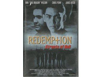 REDEMPTION - DON # THE DRAGON # WILSON  (SVENSKT TEXT )