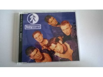 Boyzone - Love Me for a Reason, CD