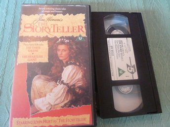 THE STORYTELLER,  VHS, FILM