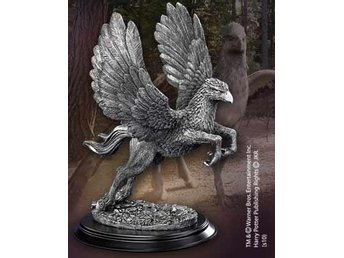 Harry Potter Metallstaty Buckbeack