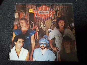 Night Ranger-Midnight madness   LP