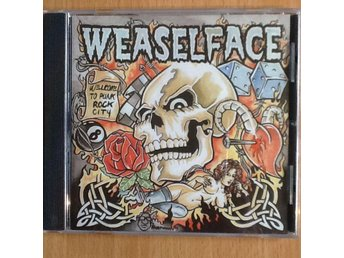 CD PUNK WEASELFACE   (The Ramones)