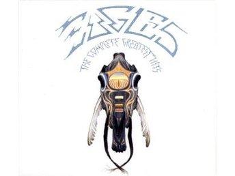 Eagles: Complete greatest hits 72-80 (Rem) (2CD) - Nossebro - Eagles: Complete greatest hits 72-80 (Rem) (2CD) - Nossebro