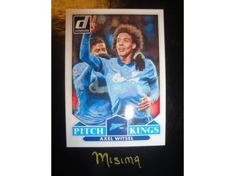 AXEL WITSEL - Pitch Kings #2 - Zenit St Petersburg - Panini Donruss Soccer 2015 - Rydsgård - AXEL WITSEL - Pitch Kings #2 - Zenit St Petersburg - Panini Donruss Soccer 2015 - Rydsgård