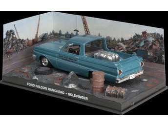 James Bond Collection - 1/43 scale - Ford Falcon Ranchero