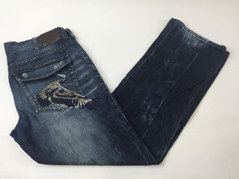 "Armani Exchange, Jeans, Strl: 38""/XL"
