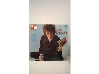 Bob Dylan ?– Bob Dylan's Greatest Hits, vinyl LP - Kungshamn - Bob Dylan ?– Bob Dylan's Greatest Hits, vinyl LP - Kungshamn