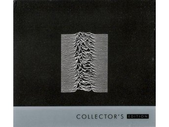 Joy Division - Unknown Pleasures. Collectrors limited Edition 2CD. Remastered.