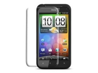 HTC Incredible S Displayskydd (Klar) 3 S