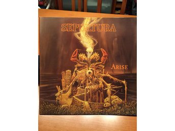 Sepultura - arise - LP