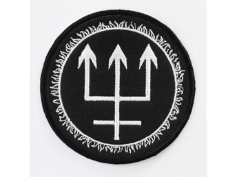 Patch / Tygmärke Watain Trident Ljuster