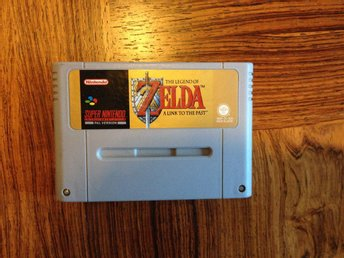 The Legend Of Zelda - A Link To The Past - Super Nintendo SNES