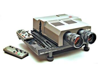 Rollei Rolleivision Twin MSC 300 m. två st Vario-Xenotar 70-120/3,5 - Hässelby - Rollei Rolleivision Twin MSC 300 m. två st Vario-Xenotar 70-120/3,5 - Hässelby