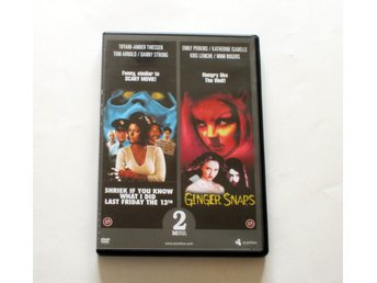Ginger Snaps - 2000 DVD + Scary Video 2000 DVD